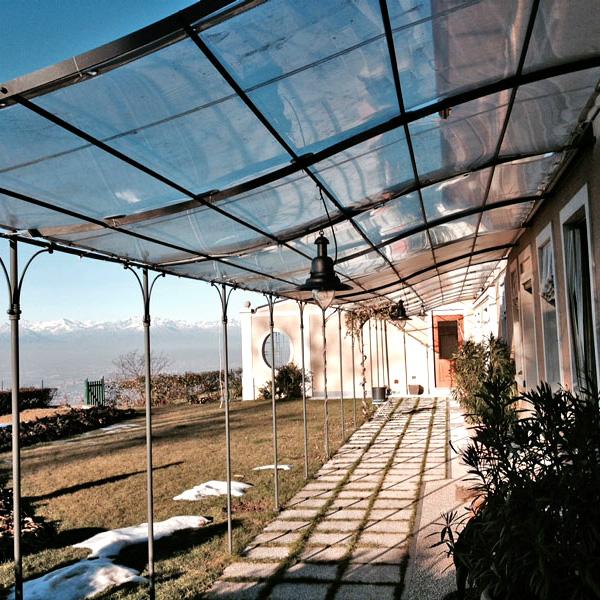 Settori di utilizzo - lavorazioni in PVC per privati
