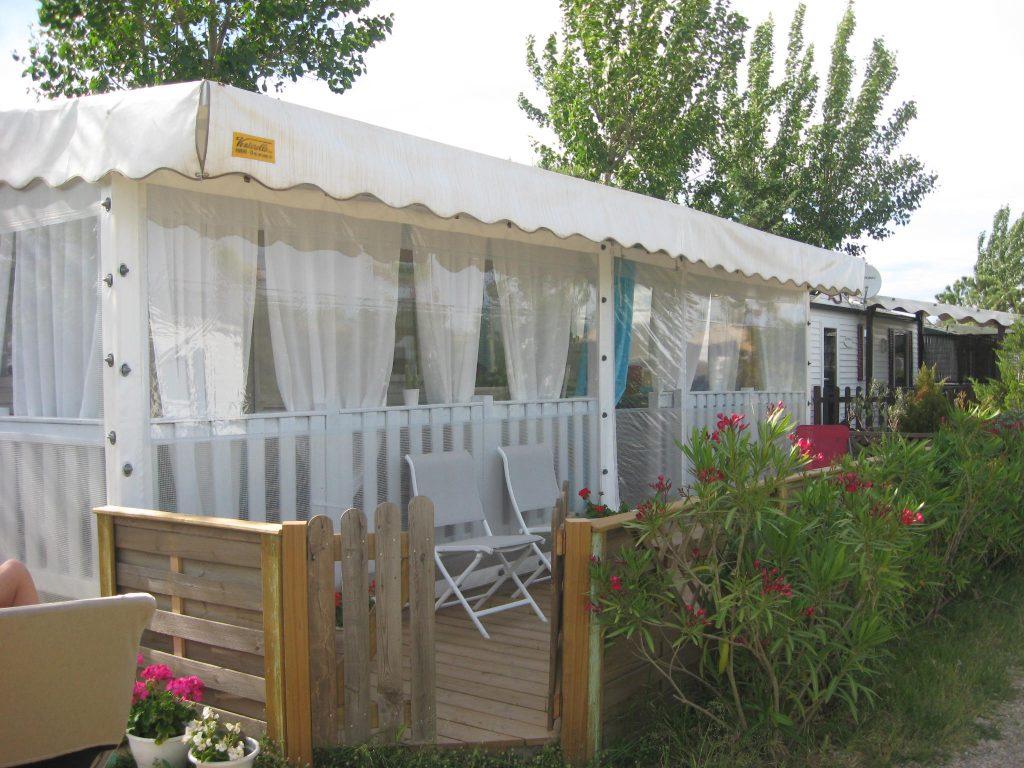 Chiusure Camping Kontiki Saint Tropez Francia