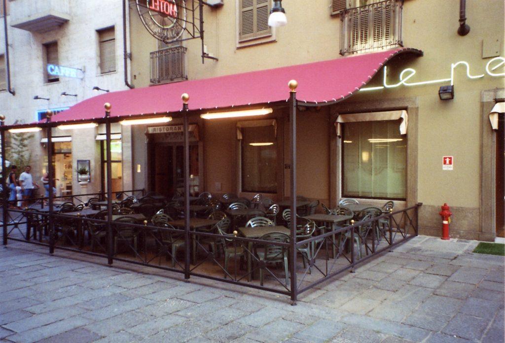 Dehors Le Petit Hotel Torino