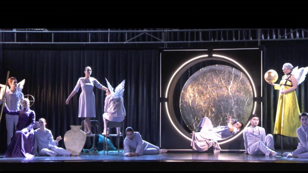 Scenografie per Teatro La Fenice Venezia